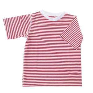 red stripe kids rashie