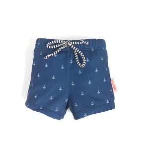 navy swimming shorts nappy diaper