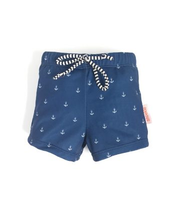 navy swimming shorts nappy diaper